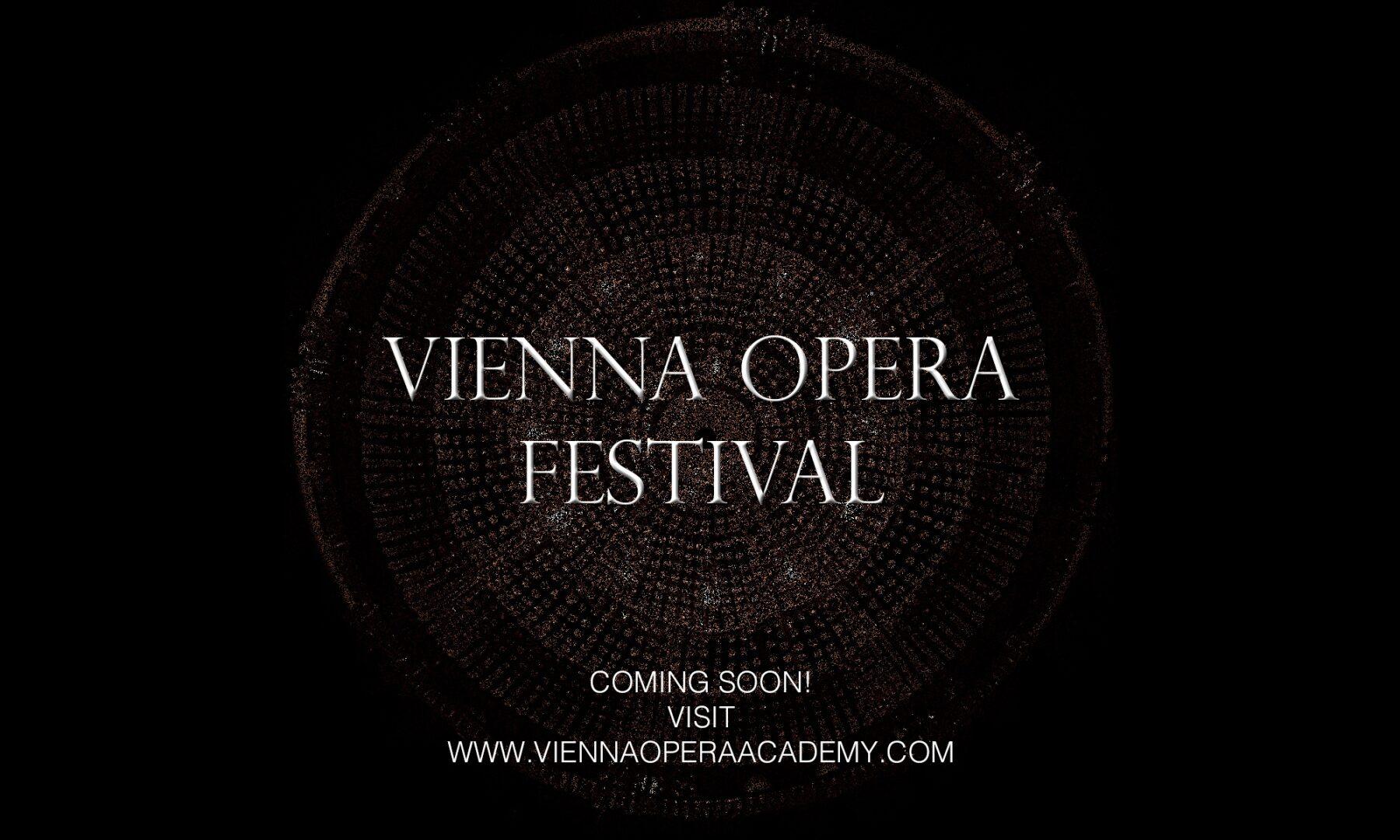 Vienna Opera Festival